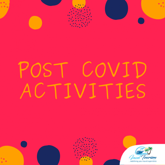 Fun Things To Do; Post Covid19